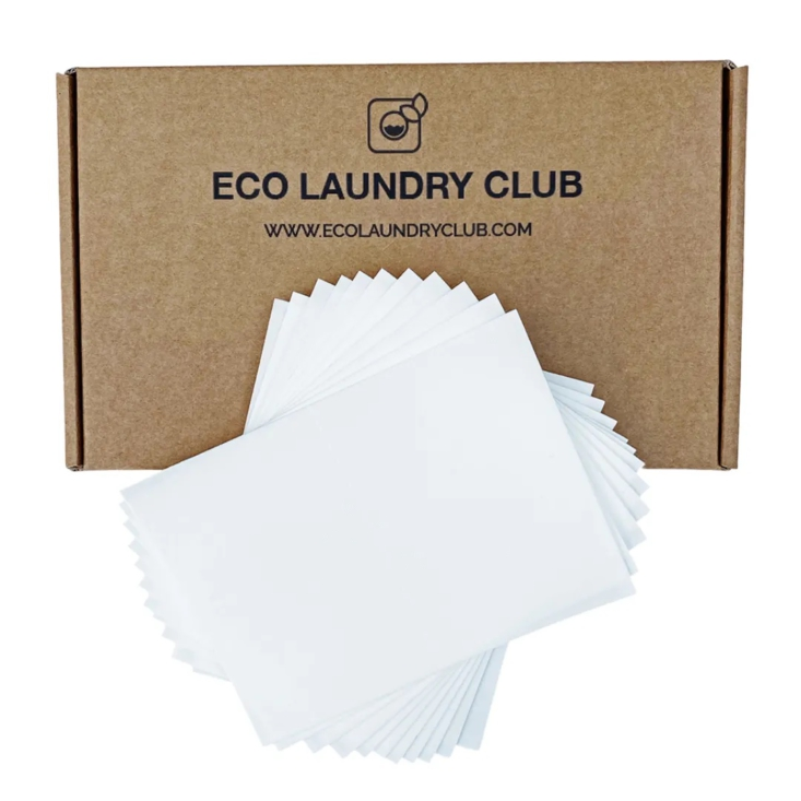 from the uk, eco laundry club laundry detergent sheets are £6.95 for 40. 14