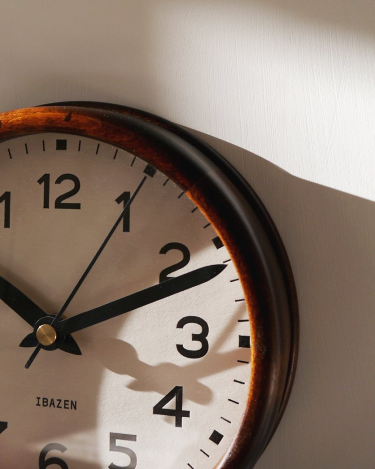 ibazen wall clock 2