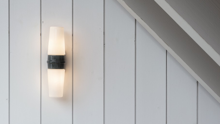 Designed by Sigvard Bernadotte in the 60s, the Bernadotte lamps for Ifo have been in continuous production ever since.