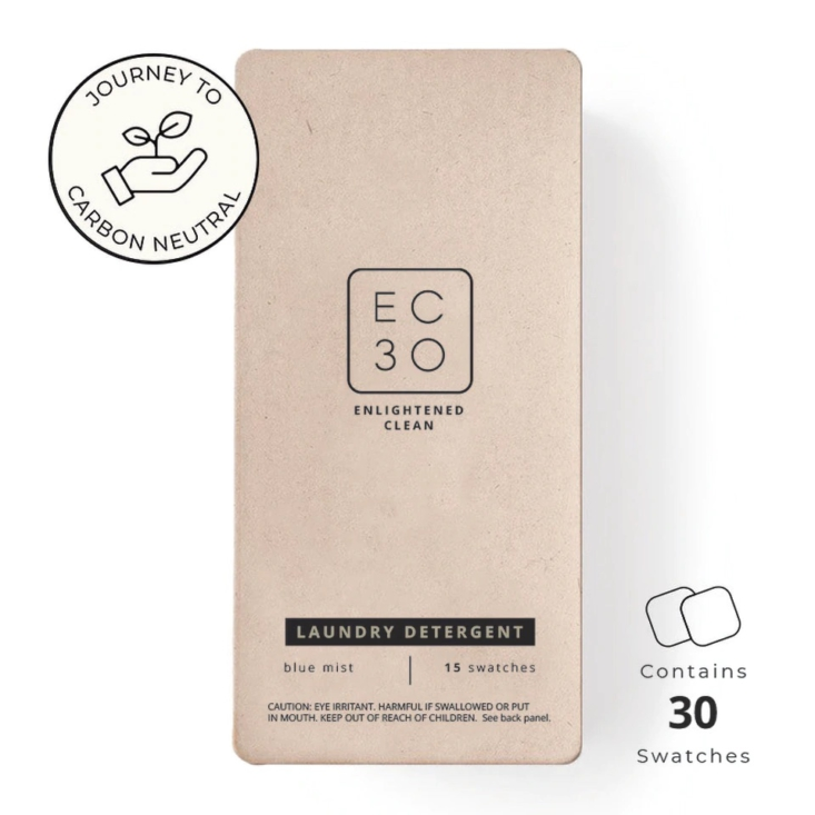 ec30, a line from proctor & gamble, makes laundry detergent &#8\2\20;sw 15