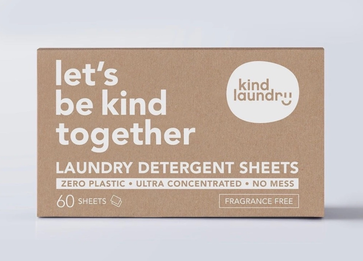 kind laundry detergent sheets are \$\16.96 for 60. 13