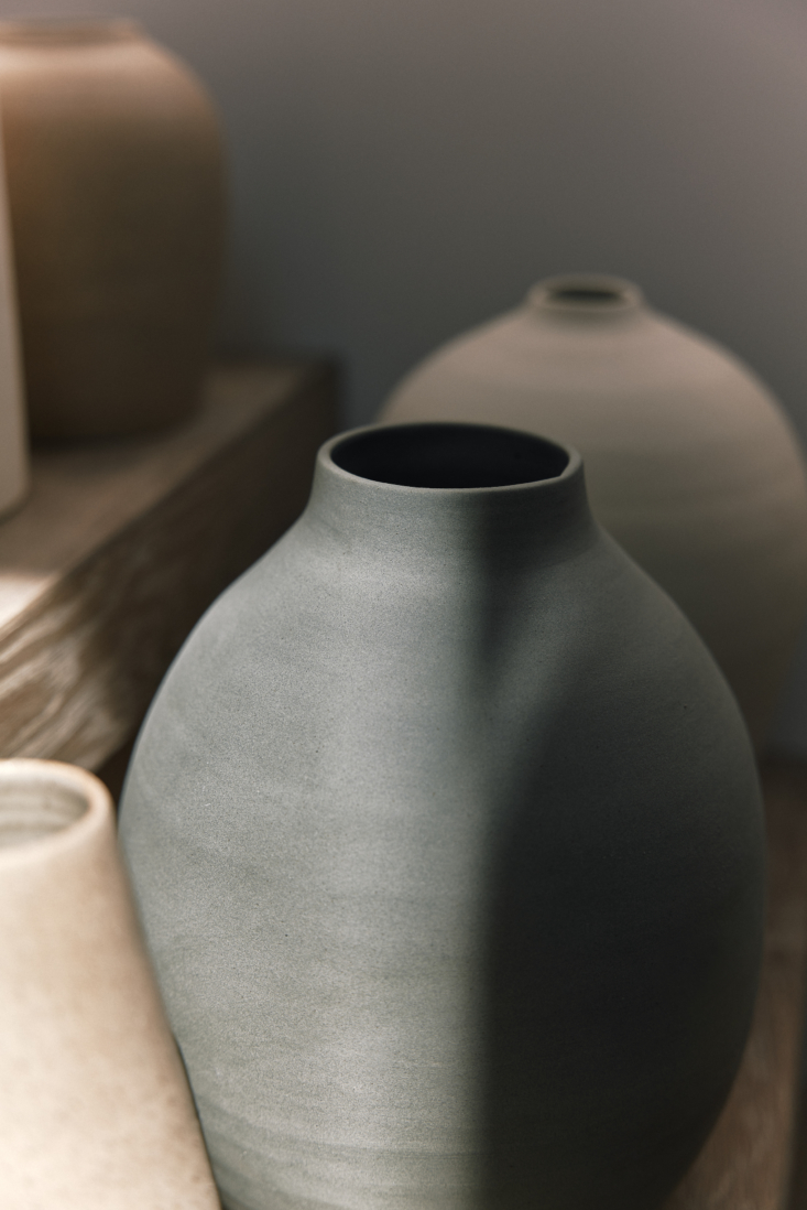 each ceramic piece can take four days to make, from hand pigmenting to throwing 14