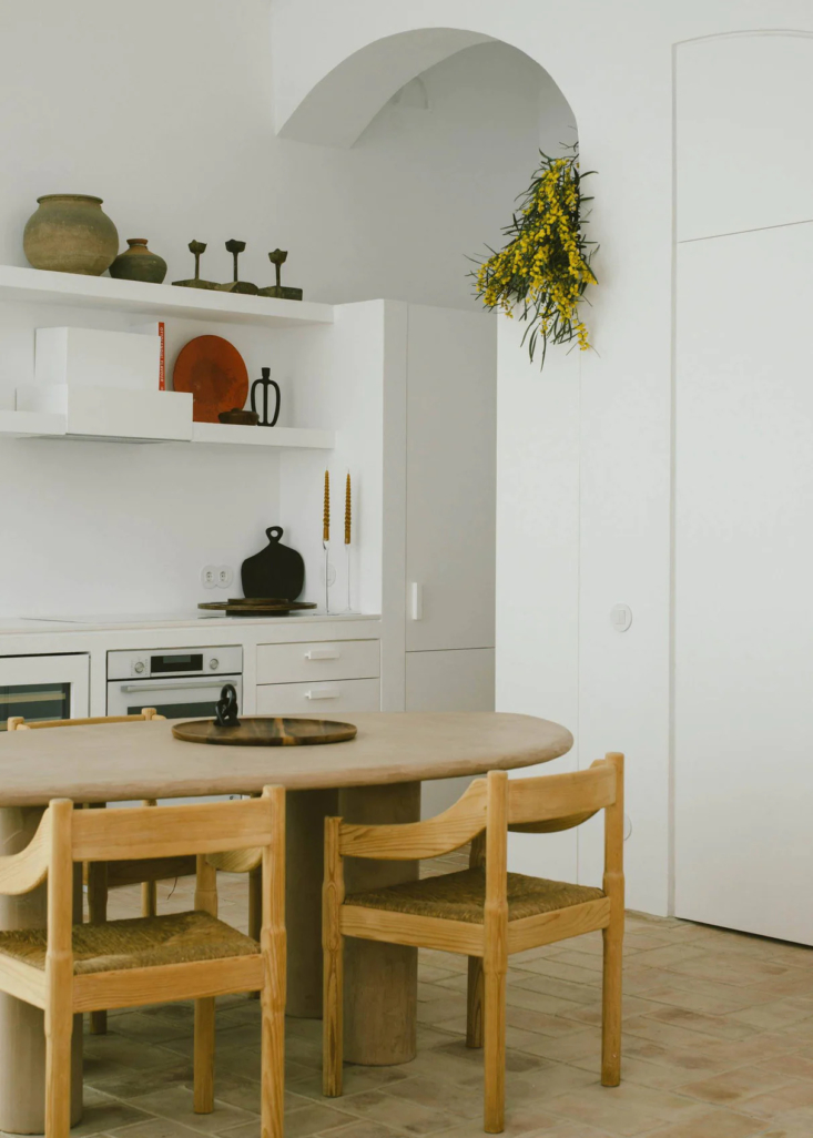 One Two Three Minimalist Guesthouses on the Coast of Portugal Pools Included As at all of the properties, the kitchen at Casa Dois comes equipped with an &#8\2\20;honesty bar&#8\2\2\1; stocked with Portuguese wines.