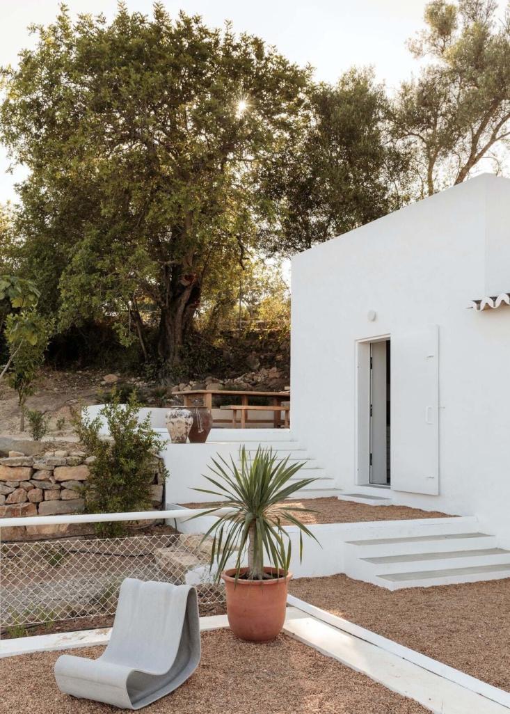 Casa Um, on the site of a former shepherds&#8