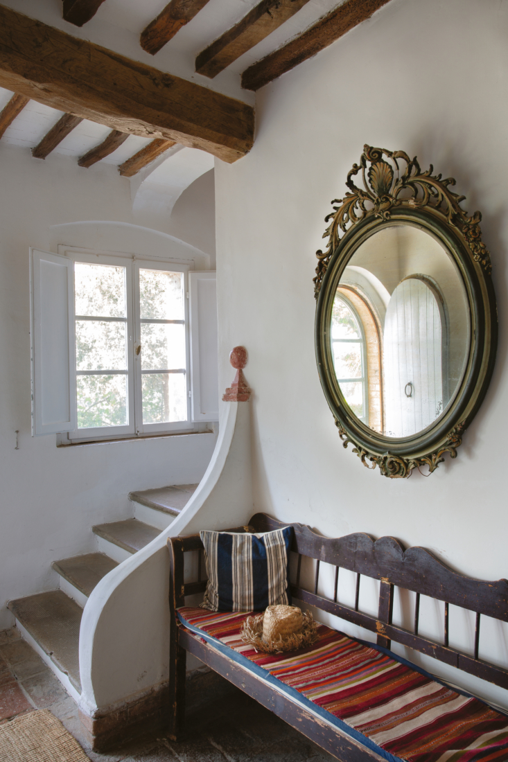 a room of her own camilla guinness entryway