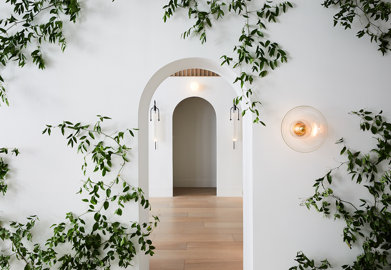 10 Favorites: The Allure of the Modern Interior Archway - Remodelista