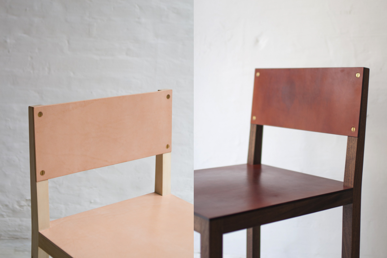 the bddw square guest chair is made with a solid wood frame and distressed leat 17
