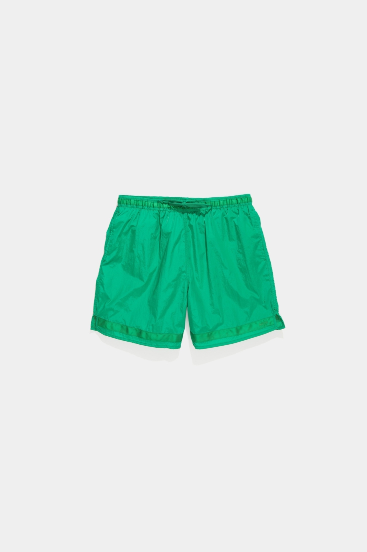 bright green effo short
