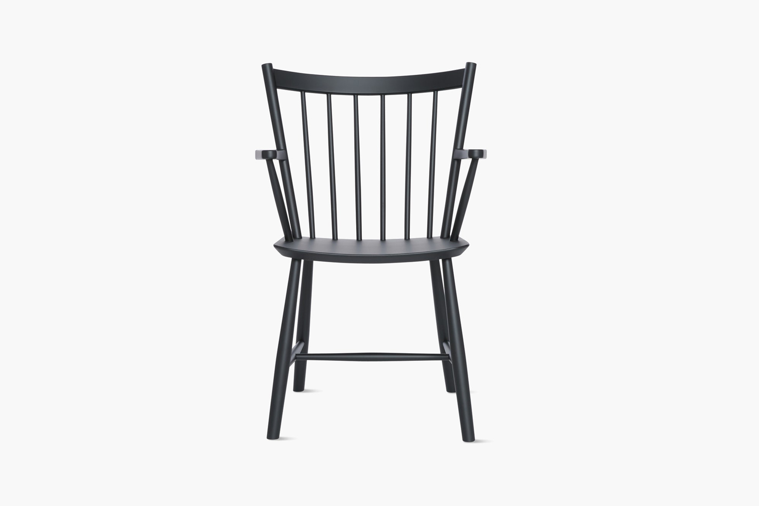 for a similar look, the j 4\2 armchair in black is \$395 at design within reach. 16
