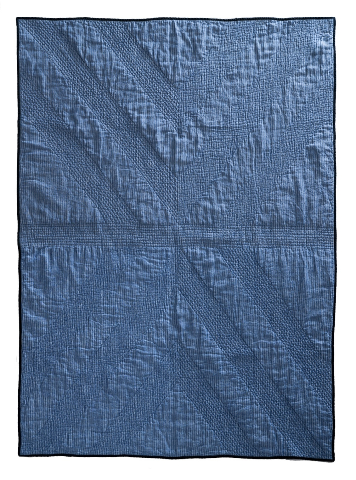 The Northstar Sapphire Quilt (from $500). &#8
