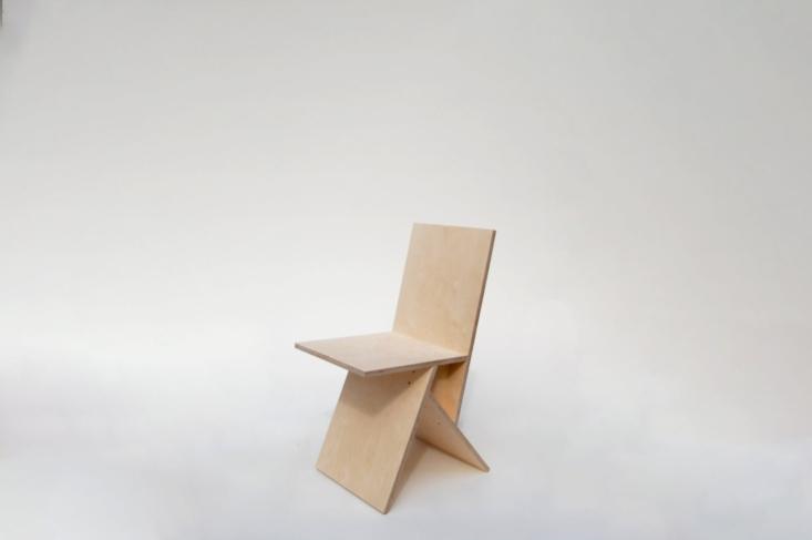 nude house chair lp house