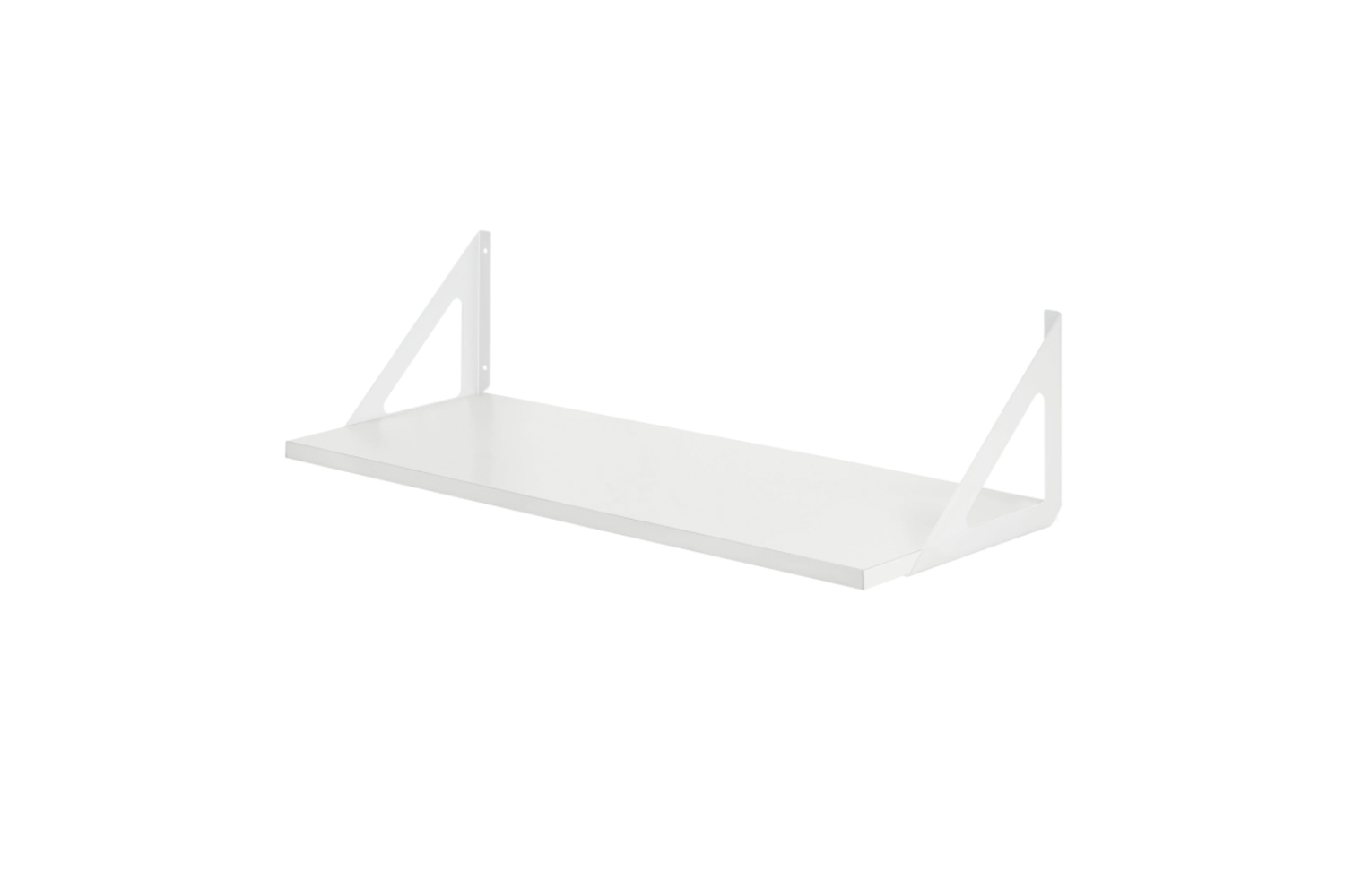 the lite shelf and tri bracket in white from shelf & co is \$\19.95 to \$3\ 18