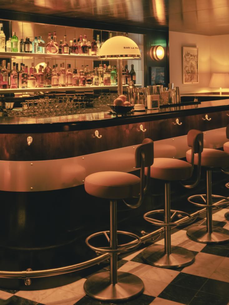 bar at hotel la ponche in st. tropez 16
