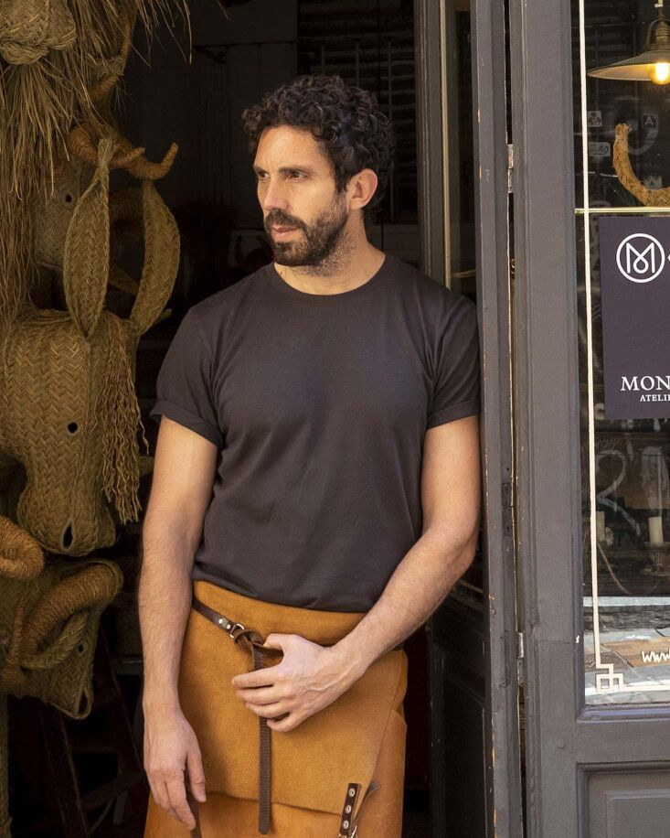 the shop is at \28 calle el escorial in madrid. medina also offers four day wor 16