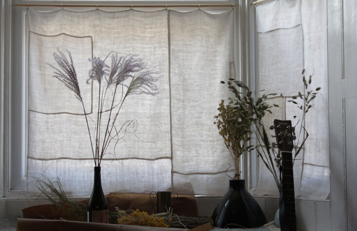 kindred house window