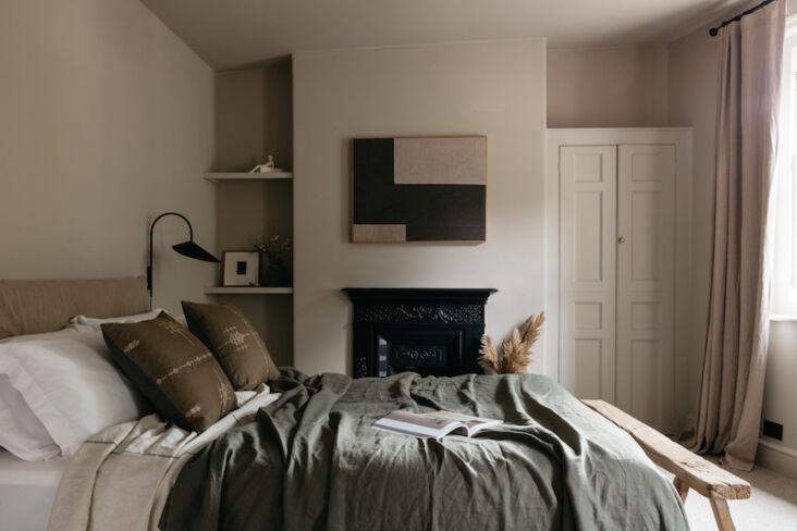 the curators apartment bedroom 2
