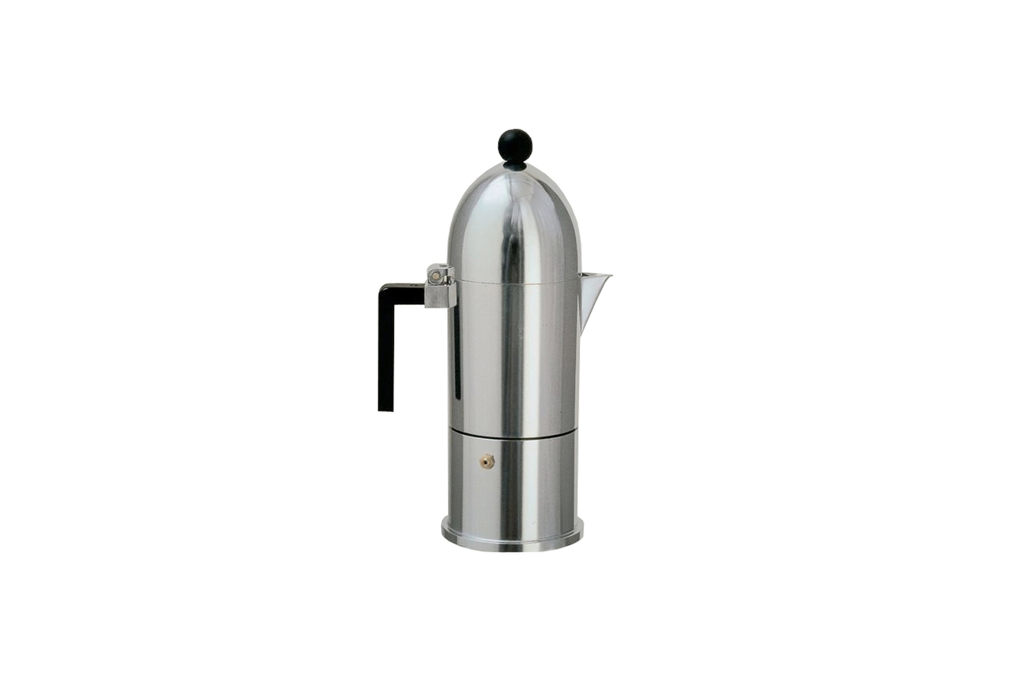 the alessi la cupola espresso coffee maker is \$\1\15 at ylighting. 17