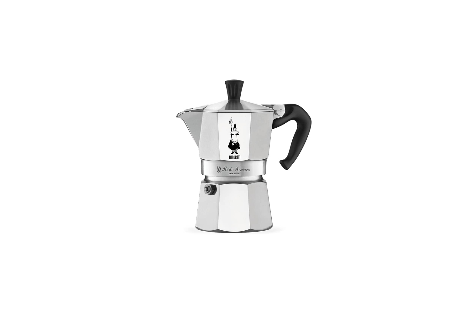 the industry workhorse: the bialetti moka express stovetop coffee maker was inv 10