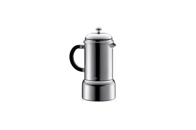 the bodum chambord espresso maker is €99.90 at bodum. 15