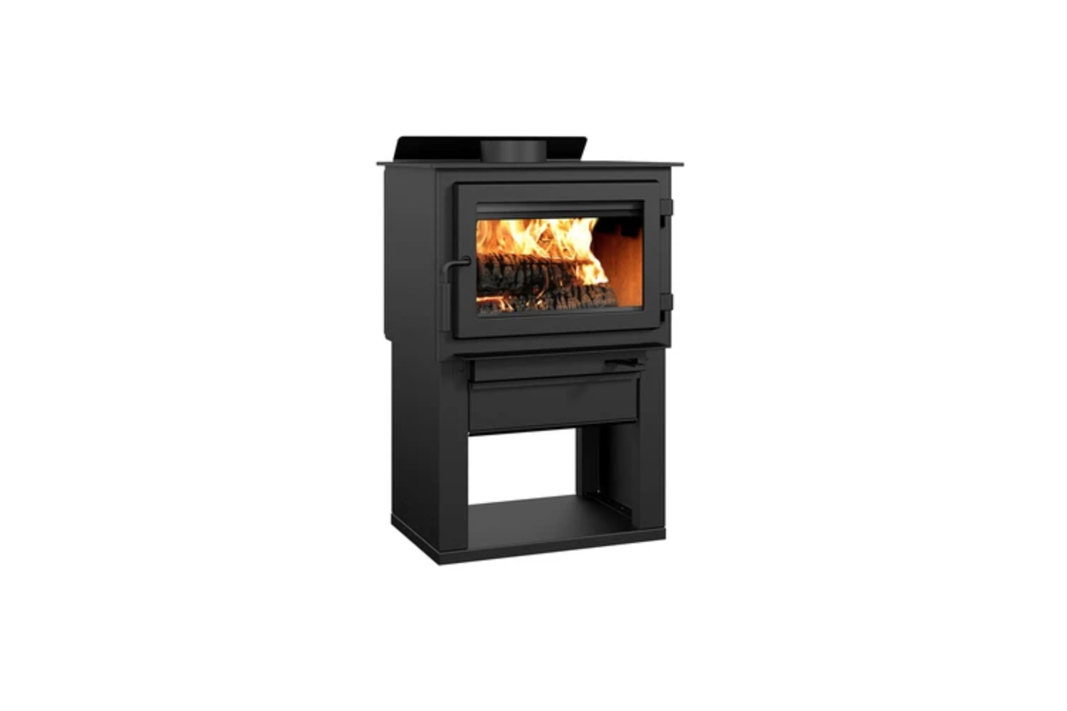 the drolet deco ii wood stove (db03\205) for \$\1,099 from admired selection. f 15