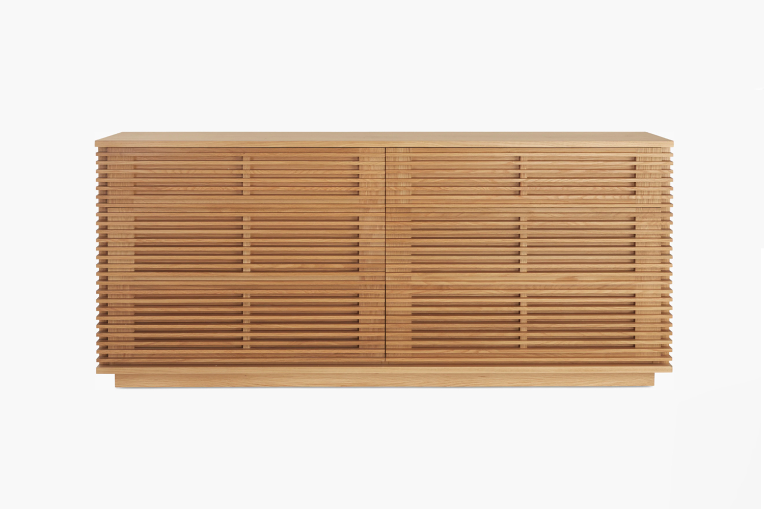 the line wide dresser in oak is \$\2,995 at design within reach. 19