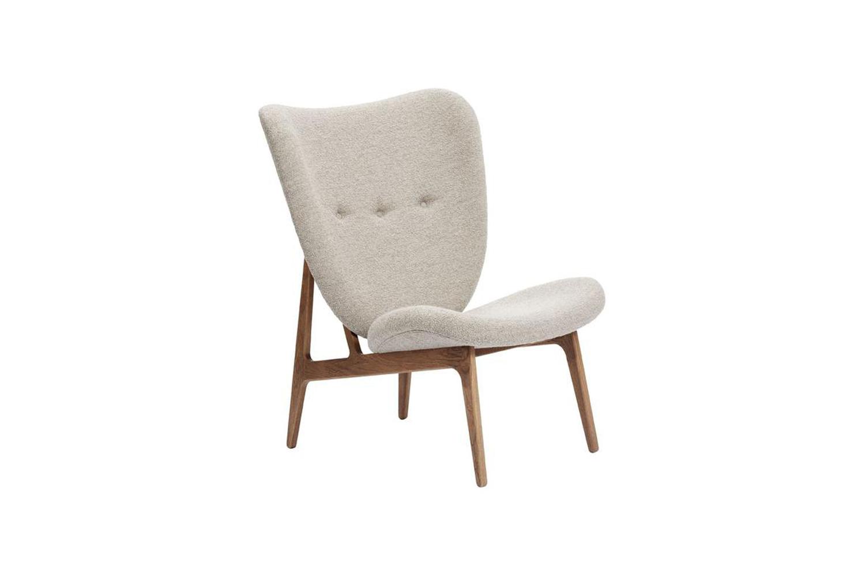 the hansen hyldahl norr\1\1 elephant lounge chair is \$\2,063.80 at danish desi 13