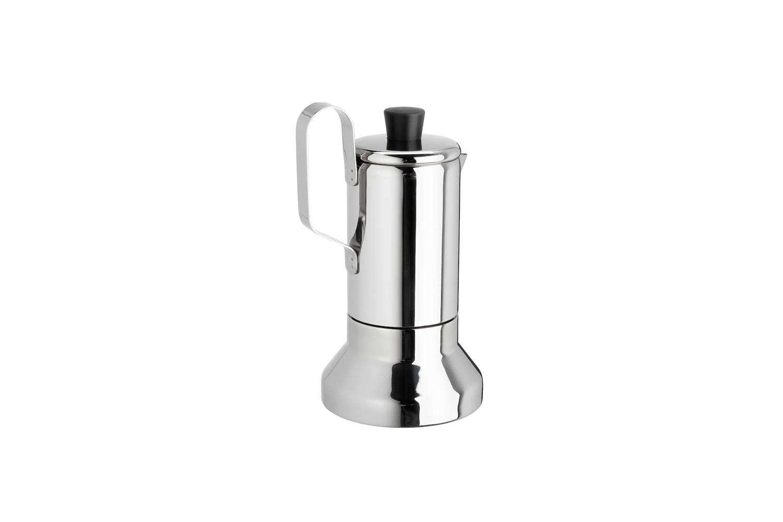 the simple ikea matallisk espresso maker in stainless steel is \$\19.99. 13