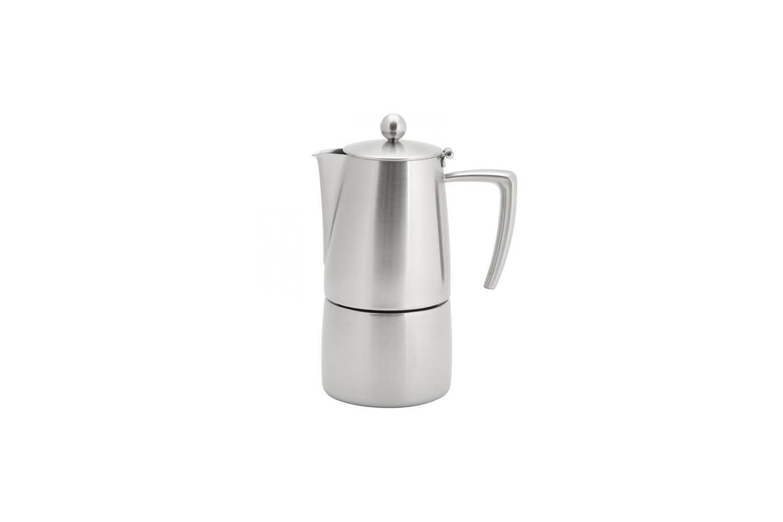 the ilsa slancio stovetop espresso maker is \$85.99 at seattle coffee gear. 16