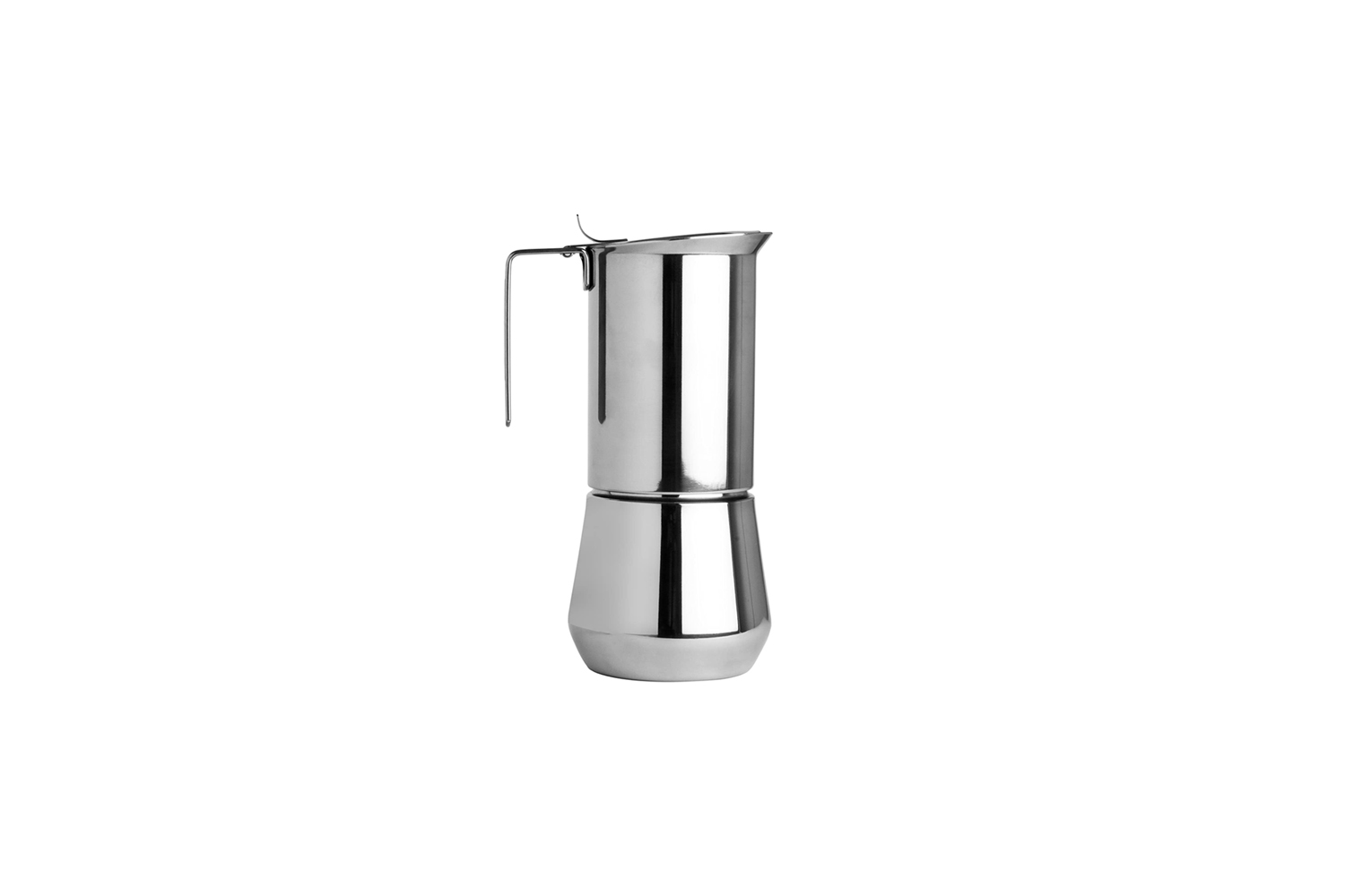 the ilsa stainless steel stovetop espresso maker is \$70.08 on amazon. 11