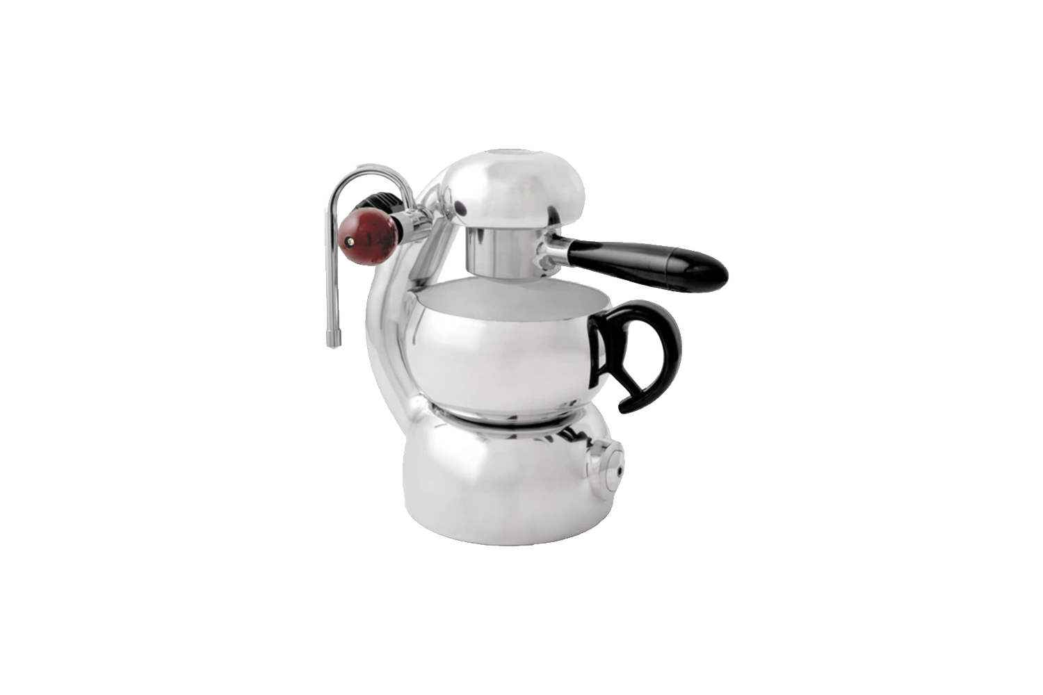 the sorrentina atomic coffee maker (otherwise known as the atomic) comes with a 14