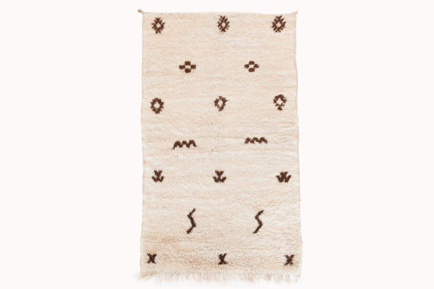 the lascaux vintage moroccan rug is \$\1,3\20 at apartment f. 20