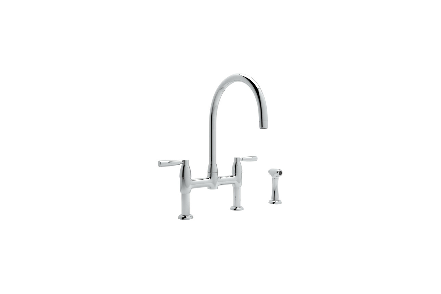 the owners bought their perrin & rowe holborn bridge kitchen faucet while o 16