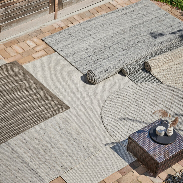 urbanara's neutral, timeless rug add natural texture to any space. we particu 17