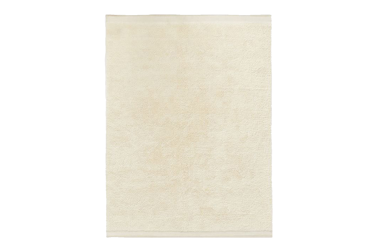 the west elm hand loomed solid shag rug is \$\1,\135 for the 9 by \1\2 foot siz 17