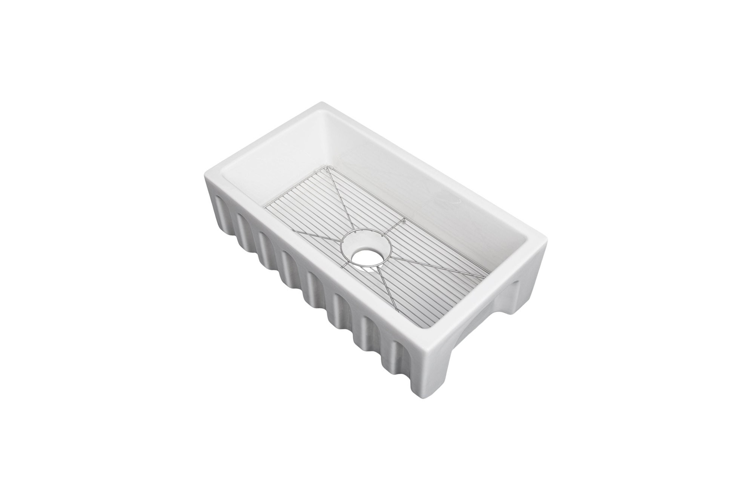 the zline farmhouse single bowl sink with bottom grid is similar to the vintage 17