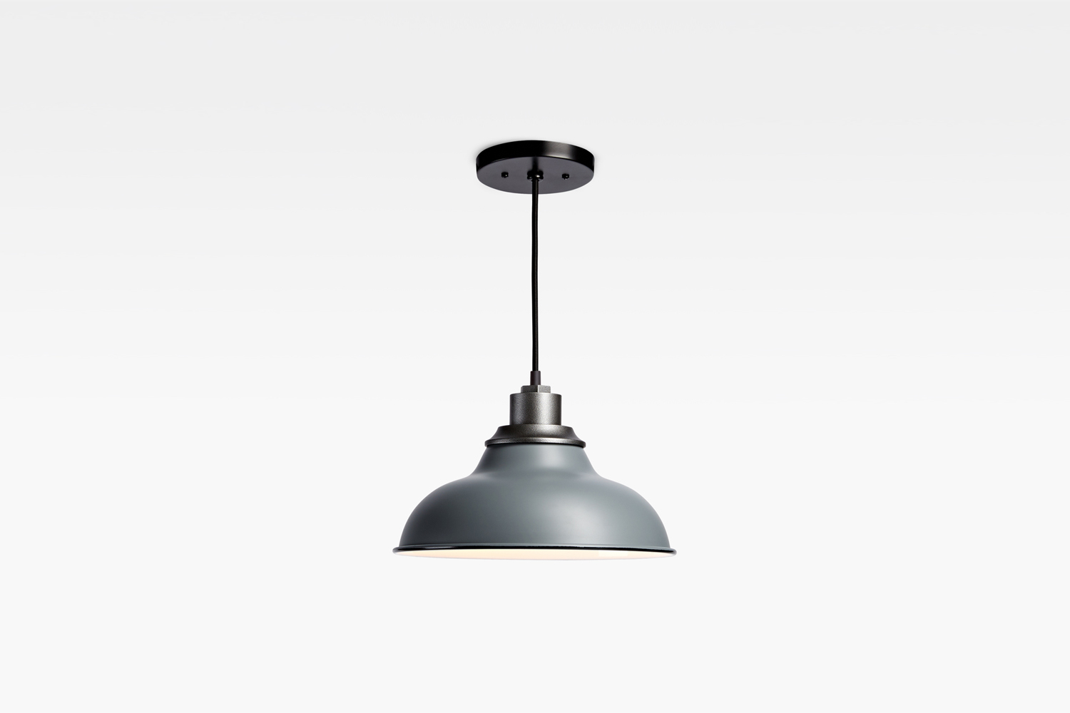 the carson \1\2 inch cord pendant comes in a wide range of available colored sh 18