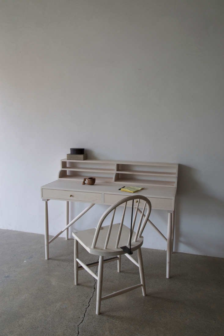 Object of Desire The New Sawkille Desk Handmade in the Hudson Valley portrait 3_20