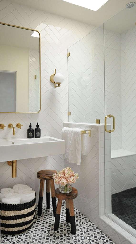 Bright + Modern Santa Fe Bathroom 3- Built Design Collective