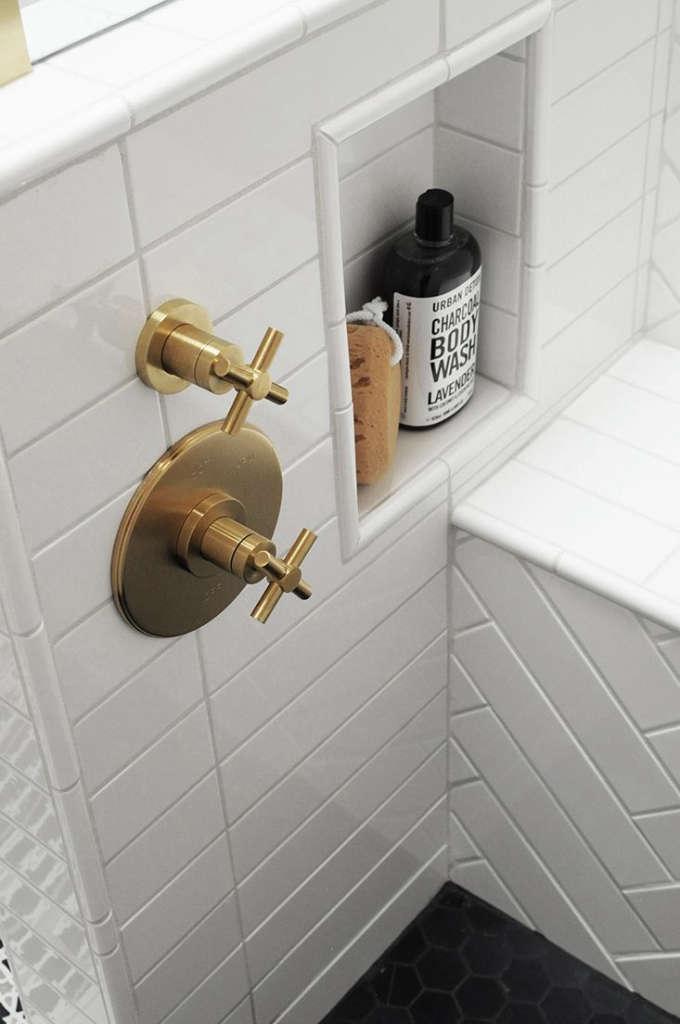 Bright + Modern Santa Fe Bathroom 6 - Built Design Collective