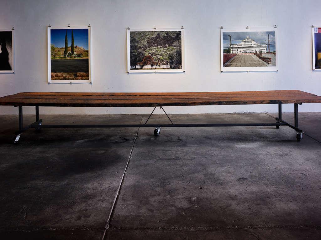 Gallery + Meeting Space : Detail