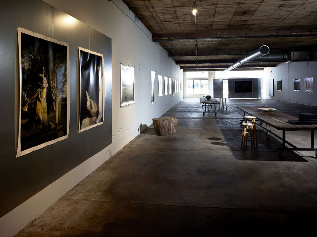 Gallery + Meeting Space : Overall Perspective